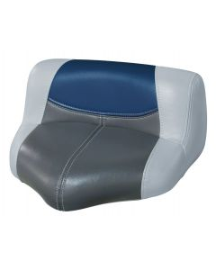 Wise Blast-Off Tour Series Pro Casting Seat Pro-Lean Design, Gray-Charcoal-Navy