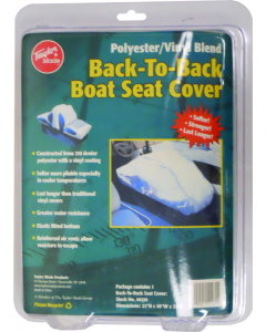 Taylor Made Lounge Seat Cover (ea.) White Vinyl