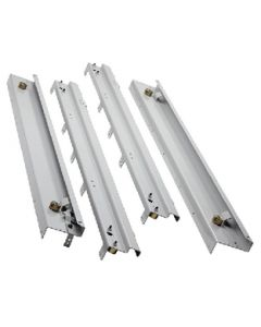 Super Slide Ii Trim Kit - 24 - Storage Bay Cargo Slides