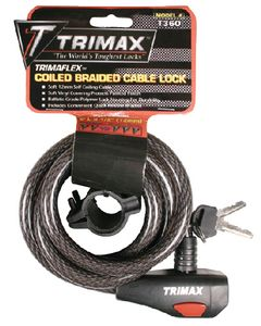 Trimax 6'high Security Cable Lock
