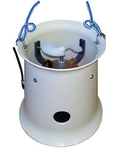 The Power House Ice Eater 1 Hp 115v 25ft Cord