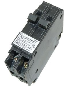 15/20 Type Tbbd Twin Pole Plug - Replacement Circuit Breakers