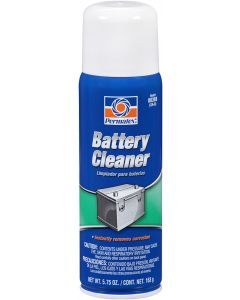 Permatex Battery Cleaner, 6 oz Aerosol Can