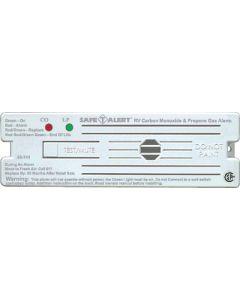 Alarm-12V Surf Mnt Lp-Co White - 35 Series - Dual Propane/Lp And Carbon Monoxide Alarm