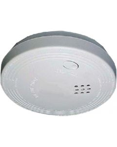Safe-T-Alert Marine Smoke Alarm - 9V Battery - White
