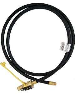 3P Hose W/Cap 72In - Quick Disconnect Hose Assemblies