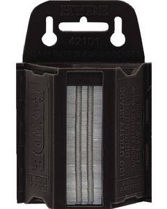 Hd Utility Blades .025  100/Pk