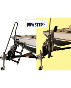 Quality Mark Bow Step Ladder Dock Steps