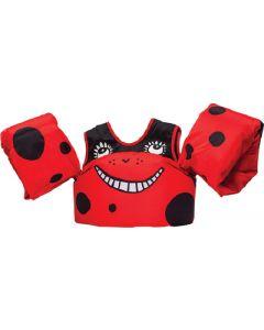 Body Glove Vests Pfd Paddlepal Ldybg Child Typv