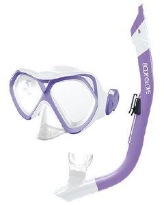 Body Glove Vests Mask Cove Purple/White