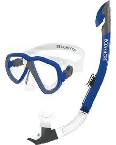 Body Glove Vests Azores Mask&Snork Combo Blue