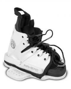 Juice Wakeboard Bindings, Stiff fit, Lace-up; MED (8 - 11 Men's) - Airhead