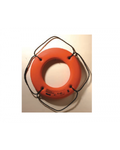 Cal-June RING BUOY OR W/TAPE 24""