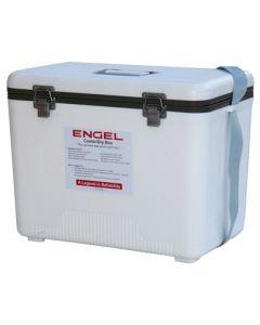 Engel Usa White Dry Box 30 Quart Cooler