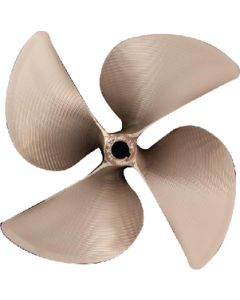 "ACME 231 13.00"" x 12.50"" Wake/Ski 4-Blade Propeller"