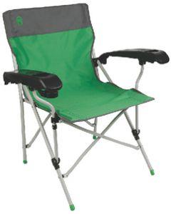 Chair Vertex Hard Arm Green - Vertex&Trade; Hard Arm Chair