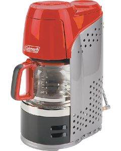Coffeemaker Propane Red Glass - Quickpot&Trade; Propane Coffee Maker
