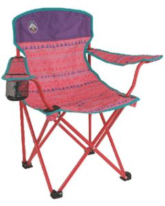 Chair Quad Youth Pink - Youth Quad Chair