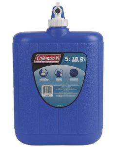 Water Carrier 5 Gal Blue - 5 Gallon Water Carrier