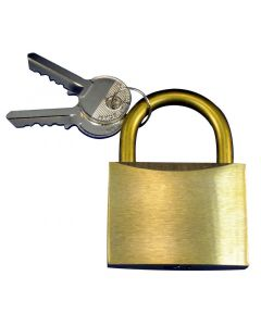 Marpac PADLOCK 2in ALL BRASS