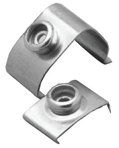 "Taylor Made 7/8"" Stainless Steel Top-Lok, 4ea"