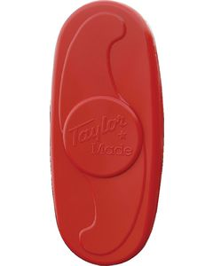 """Taylor Made 2 Blade Cover, 12"""", Red"""