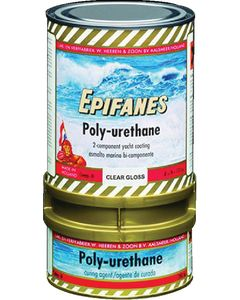 Epifanes POLYURETHANE CLEAR GLOSS 750G