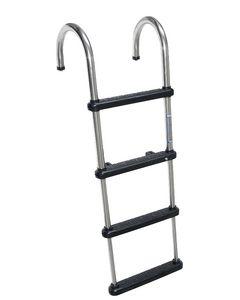 Windline Removable Telescoping Pontoon Ladder