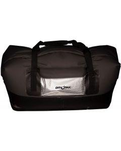 Kwik Tek Dry Pak, Waterproof Duffel, Black, Large, 70 Liter