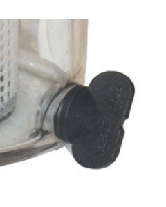 Groco Drain Wingnut W/ O-Ring, 8/01 & Newer