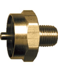 JR Products 1/4In Cylinder Adapter - Cylinder Adapter