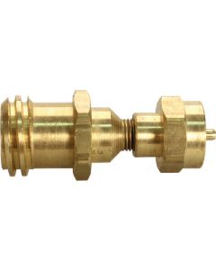 JR Products Emergency Cylinder Adapter - Emergency Cylinder Adapter