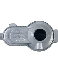JR Products Low Pressre 2Stge Lp Gas Regul - Low Pressure 2-Stage Lp Gas Regulator
