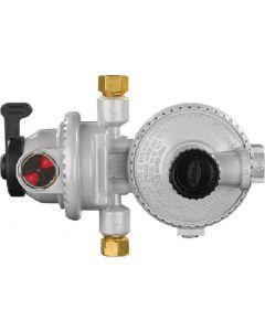 Comp. Low Pressure Regulator - Low Pressure 2-Stage Automatic Changeover Regulator