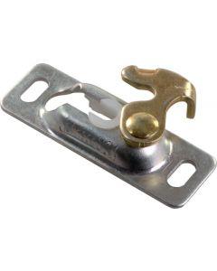 JR Products Sliding Door Hanger Plate - Sliding Door Hanger Plate