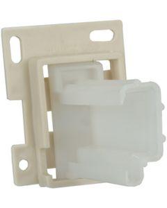 """JR Products Dwr Slide Socket Set In Inshap - Drawer Slide Socket Set """"Question Mark"""" Shape"""