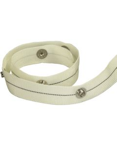 JR Products Type A/C/E Sew-In Snap Tape - Sew-In Snap Tape - Type A, C & E