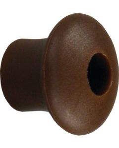 JR Products Blind Knob Brown - Blind Knobs