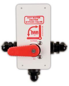 JR Products Diverter Valve Hot Wtr Tank - Hot Water Tank Diverter Valve