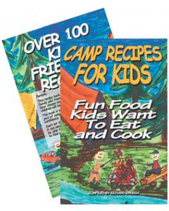 Rome Industries Camp Recipes For Kids Book - Camp Recipes For Kids