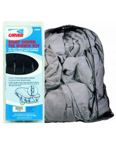 Carver Carver Strap Kit + Storage Bag