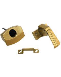 RV Designer Door Latch Without Lock - Door Latch W/O Lock