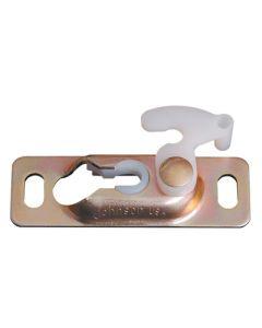 RV Designer Hanger-Sliding Door 2/Pk - Sliding Door Hanger