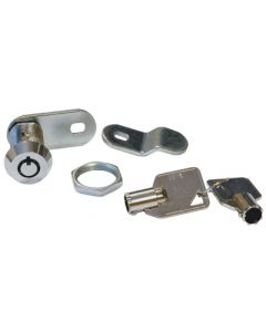 RV Designer Ace Compartment Lock 7/8  4Pk - Ace Compartment Lock