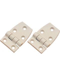 Seadog DOOR HINGE 1-3/8X2-1/4 WHITE