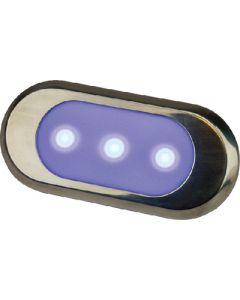 Seadog LED Surface Mount Courtesy Light, Blue