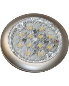SeaDog 401665 Stainless 6 LED 12V Surface Mount Low Profile 100 Lumens Task Light  #6 Fastener