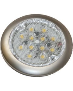 SeaDog 401675 Stainless 12 LED 12V Surface Mount Low Profile 100 Lumens Task Light  #6 Fastener