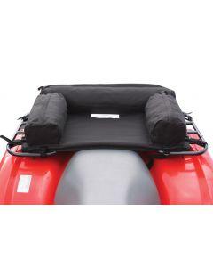 ATV Padded Rear Pack, Black - Kwik Tek