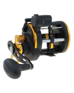 Penn SQUALL LEVEL WIND Reel Size: 20 Left Handed